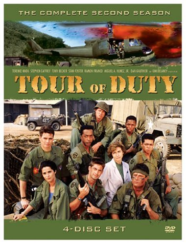 Watch Movie Tour of Duty - Season 2