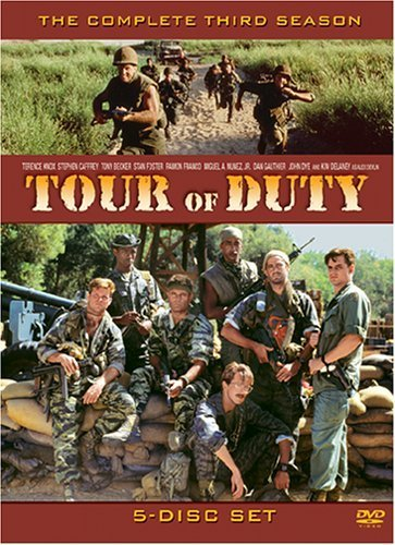 Watch Movie Tour of Duty - Season 3