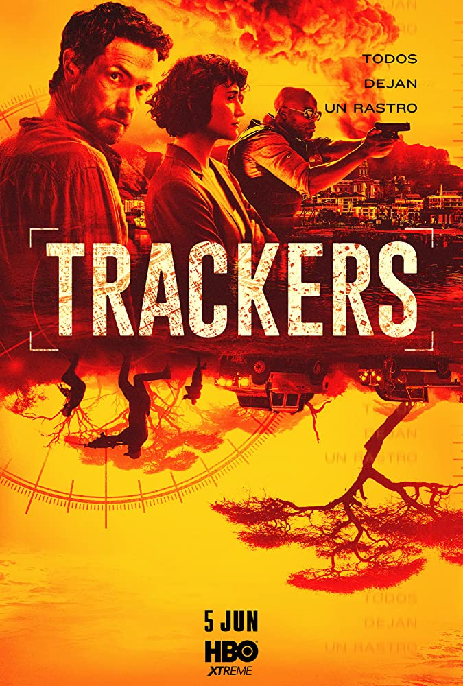 Watch Movie Trackers - Season 1