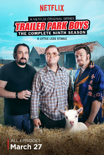 Watch Movie Trailer Park Boys - Season 10