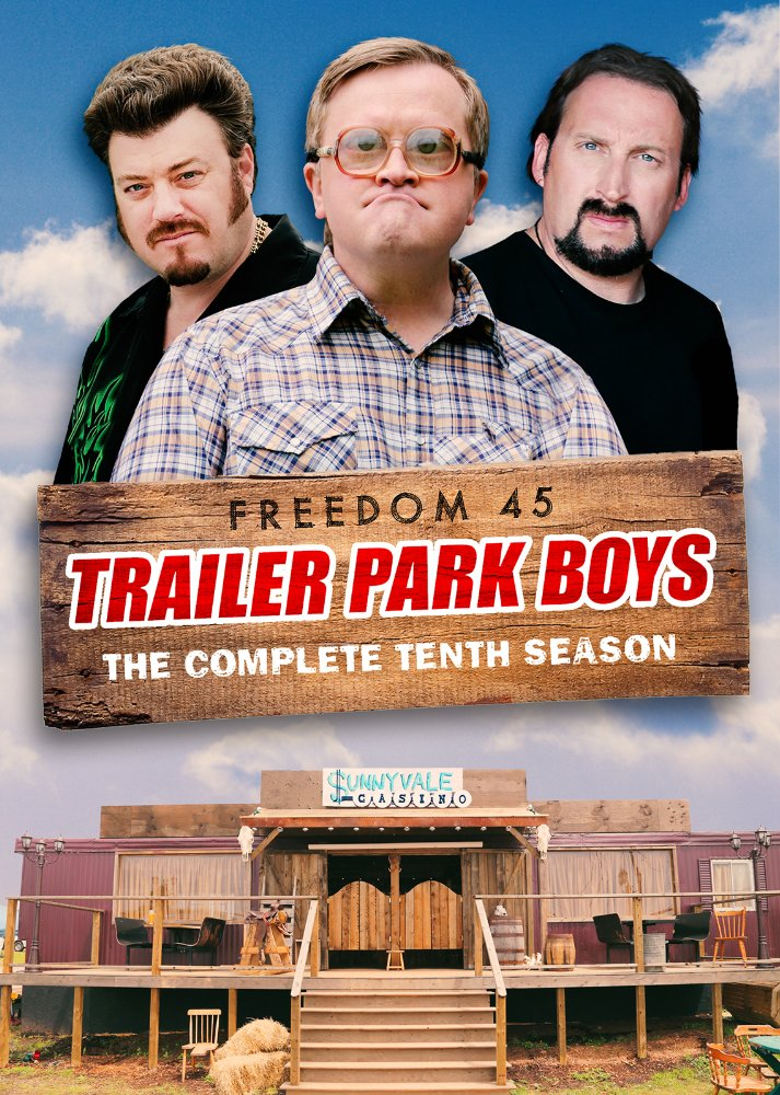 Watch Movie Trailer Park Boys - Season 11