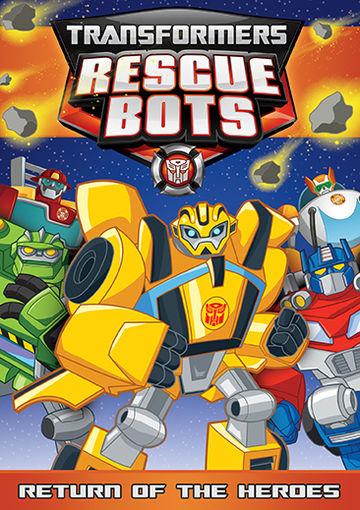 Watch Movie Transformers: Rescue Bots - Season 4