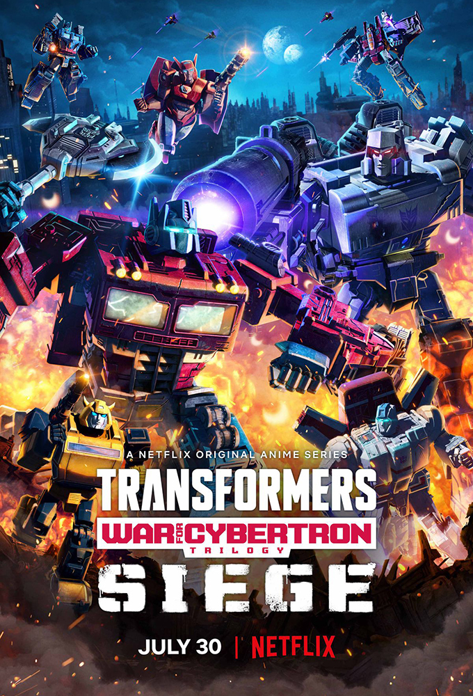 Watch Movie Transformers: War for Cybertron - Season 1