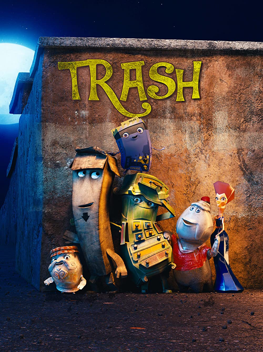 Watch Movie Trash