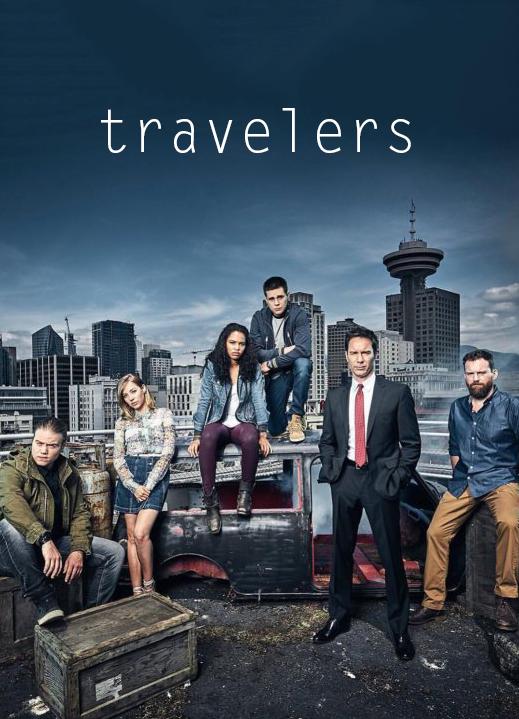 Watch Movie Travelers - Season 1