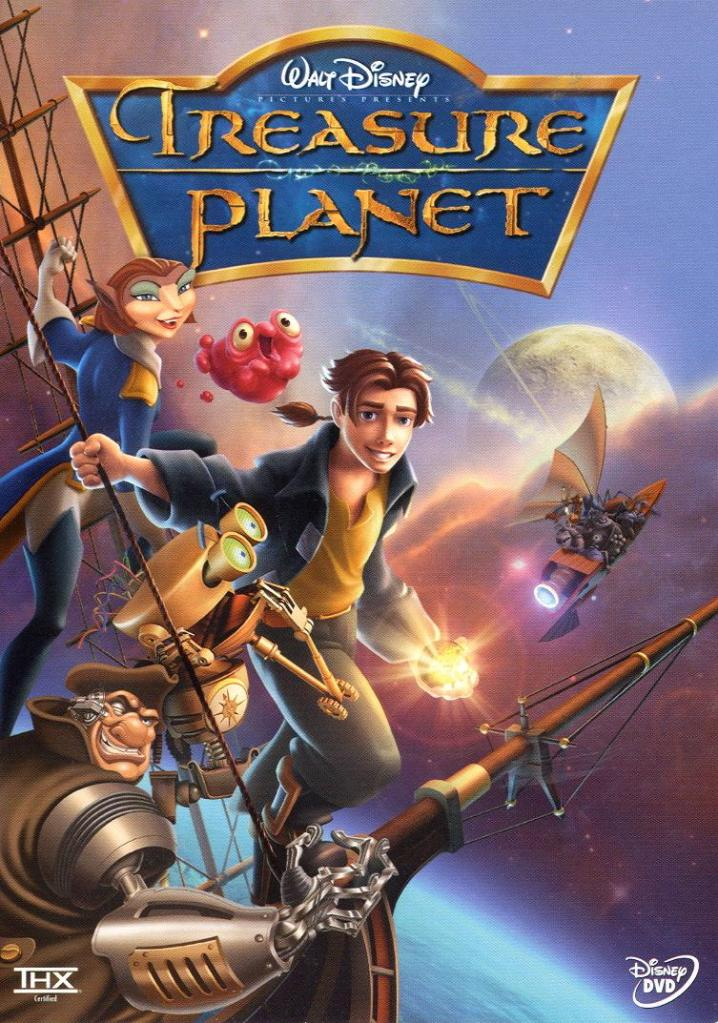 Watch Movie Treasure Planet