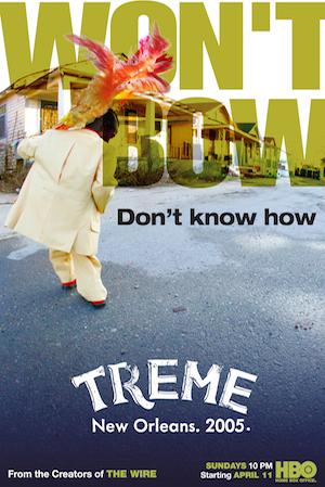 Watch Movie Treme - Season 2