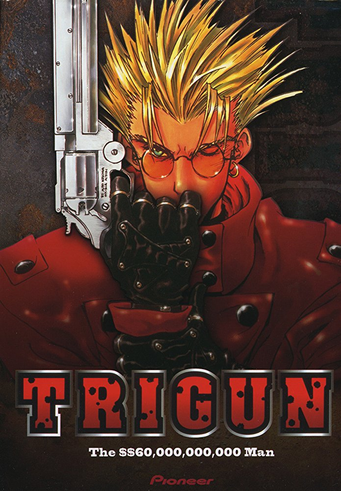 Watch Movie Trigun - Season 1