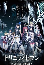 Watch Movie Trinity Seven the Movie: Eternity Library and Alchemic Girl