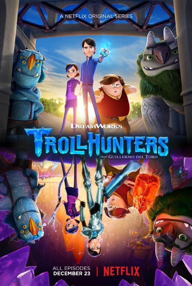 Watch Movie Trollhunters - Season 1
