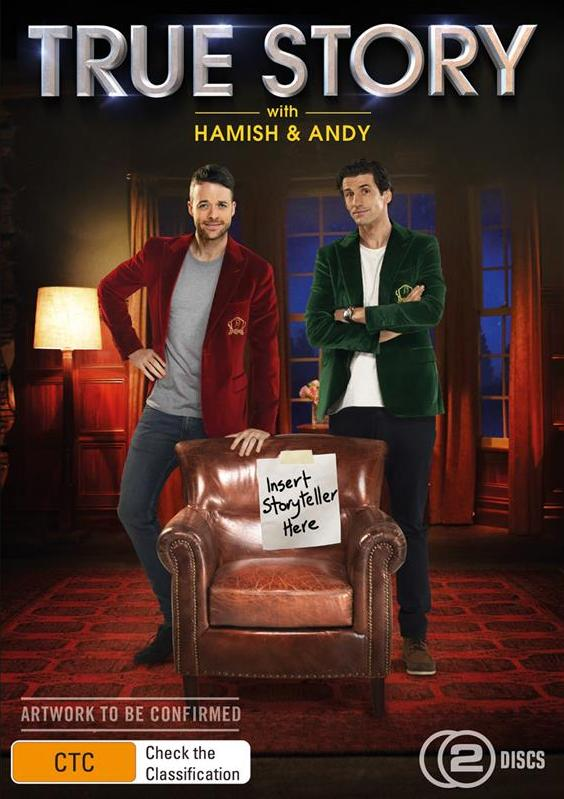 Watch Movie True Story With Hamish And Andy - Season 1