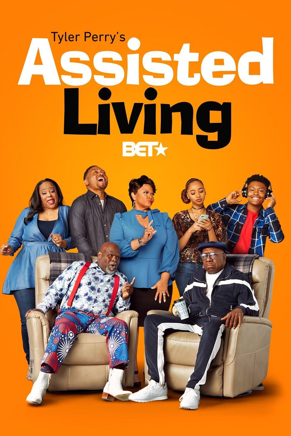 Watch Movie Tyler Perry's Assisted Living - Season 1