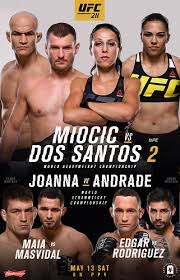 Watch Movie UFC 211 PPV