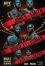 Watch Movie UFC 235: Jones vs. Smith
