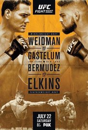 Watch Movie UFC on Fox 25 Weidman vs Gastelum