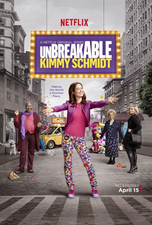 Watch Movie Unbreakable Kimmy Schmidt - Season 4