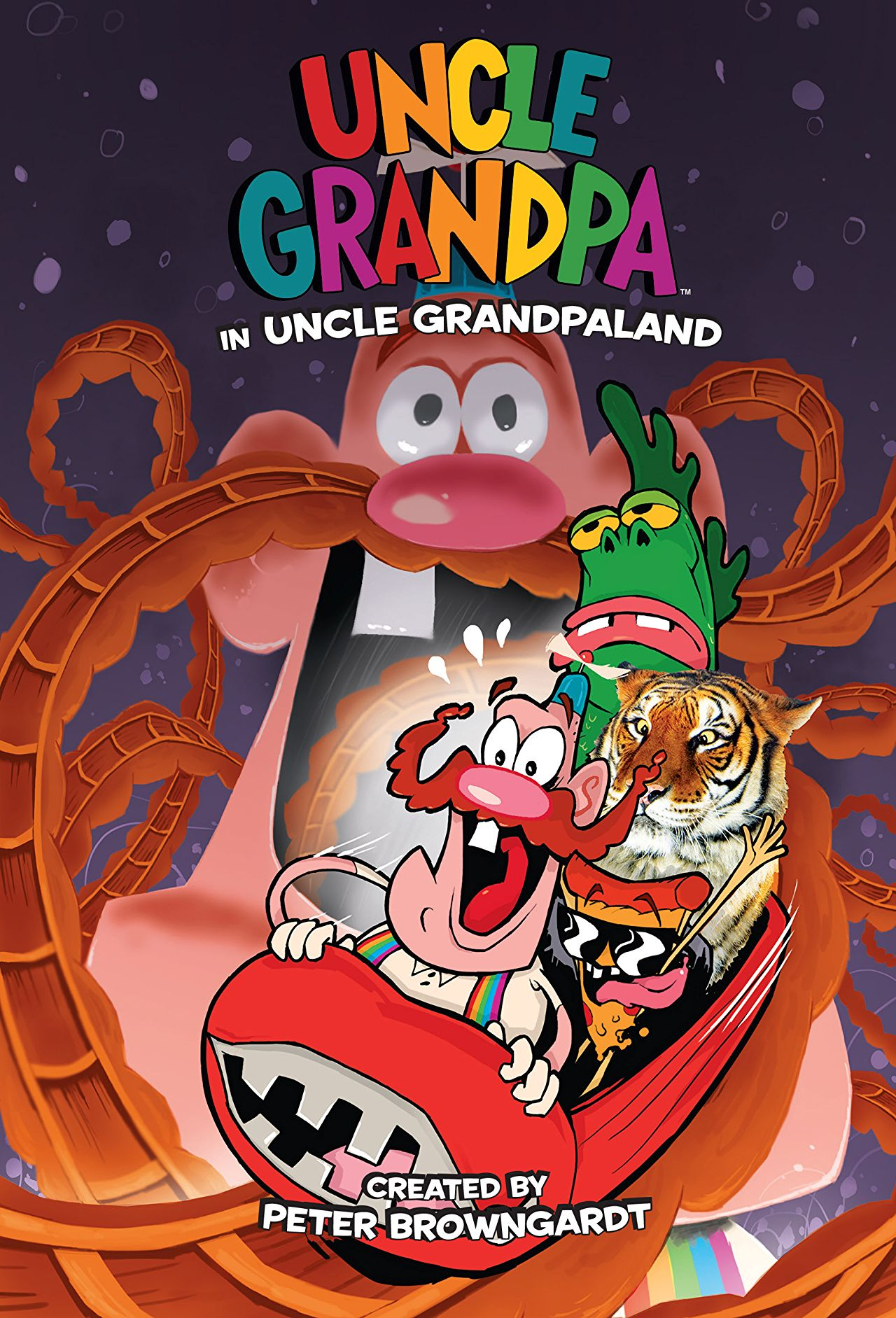 Watch Movie Uncle Grandpa - Season 1