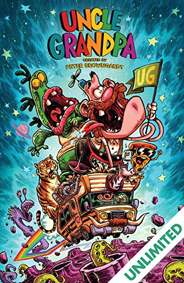 Watch Movie Uncle Grandpa - Season 4