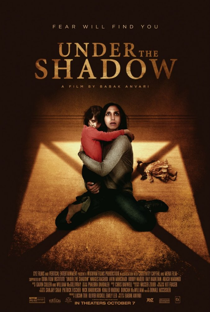 Watch Movie Under the Shadow