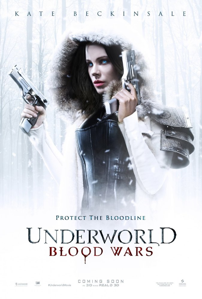 Watch Movie Underworld: Blood Wars