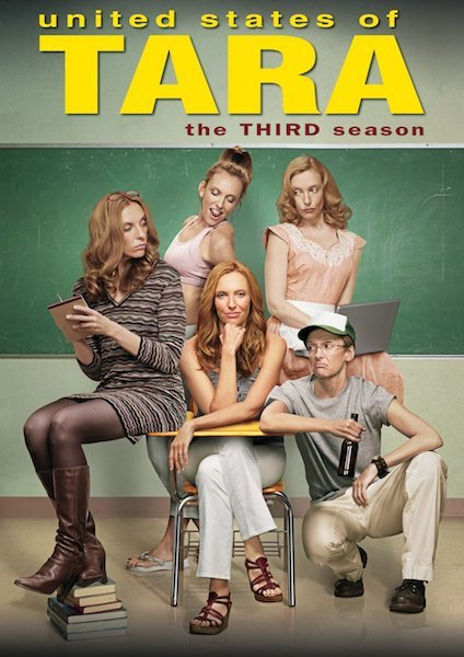 Watch Movie United States of Tara - Season 3