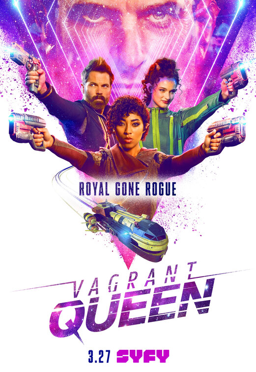 Watch Movie Vagrant Queen - Season 1