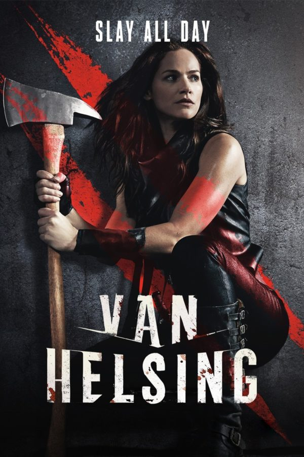 Watch Movie Van Helsing - Season 4