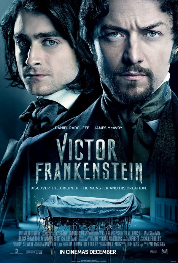 Watch Movie Victor Frankenstein