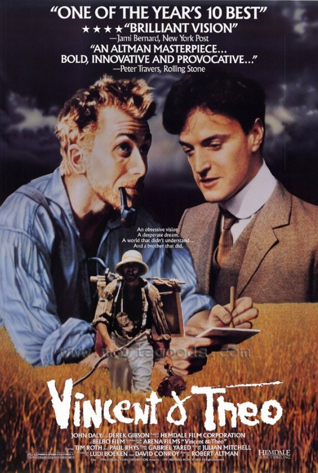 Watch Movie Vincent and Theo
