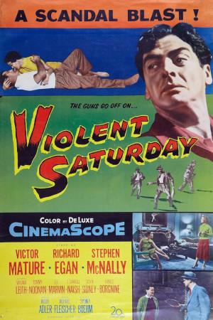 Watch Movie Violent Saturday