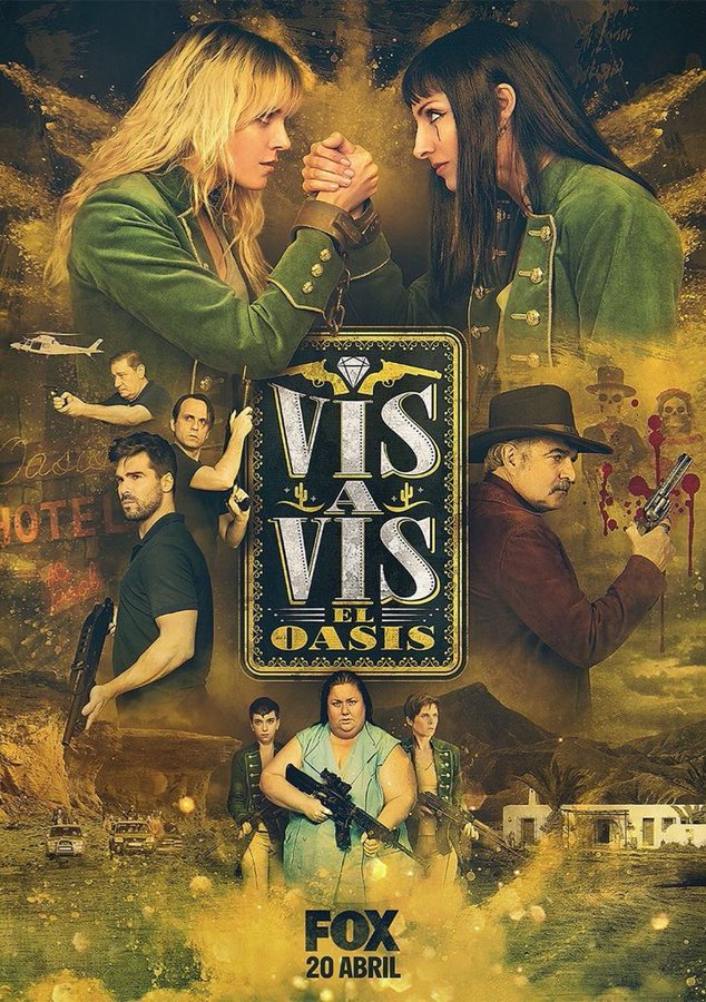 Watch Movie Vis a vis: El oasis - Season 1