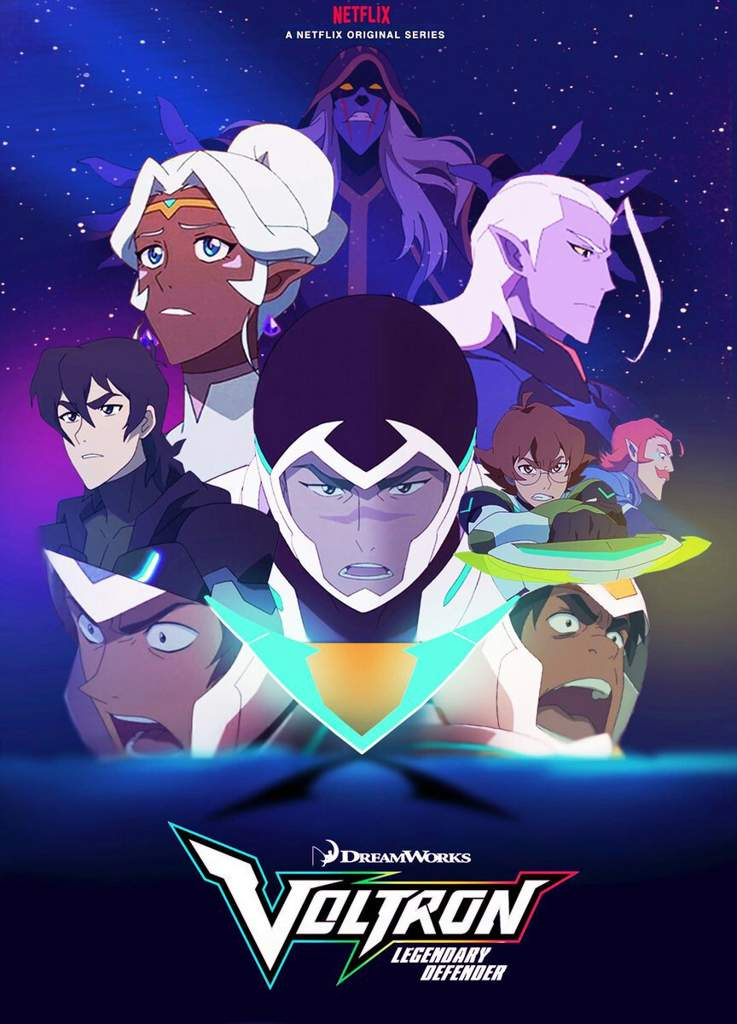 Watch Movie Voltron: Legendary Defender - Season 7