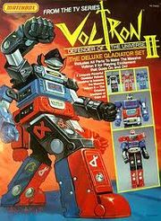 Watch Movie Voltron of the Middle Universe