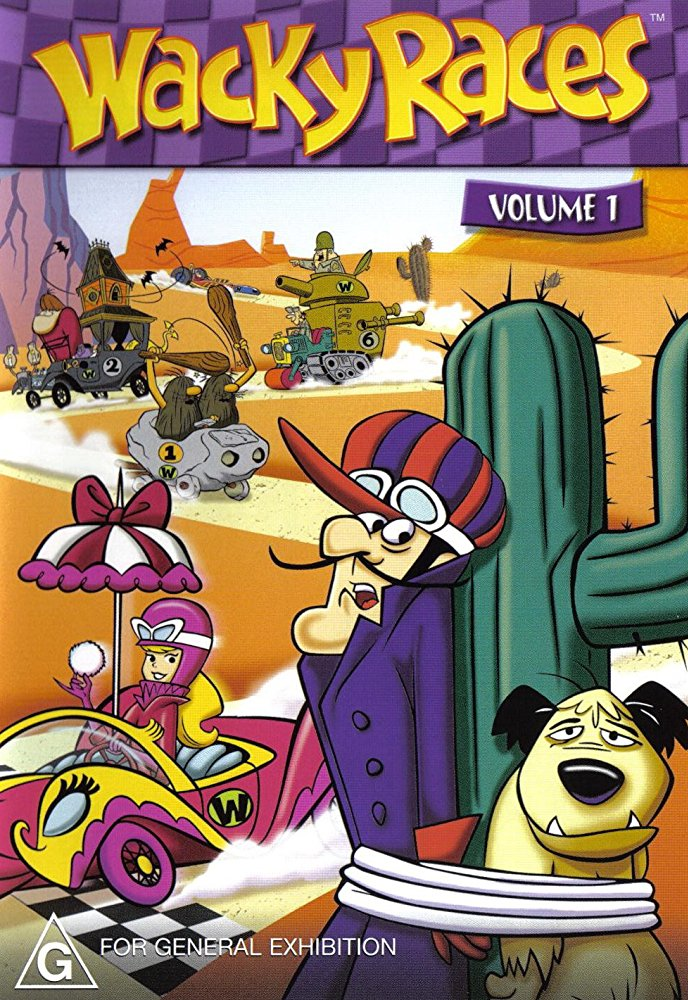 Watch Movie Wacky Races - Season 1