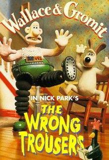 Watch Movie Wallace and Gromit: The Wrong Trousers