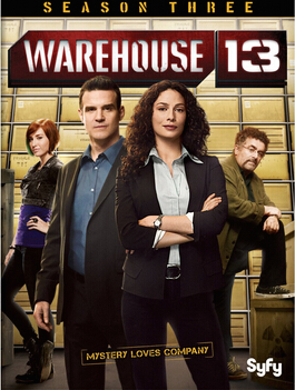 Watch Movie Warehouse 13 - Season 3