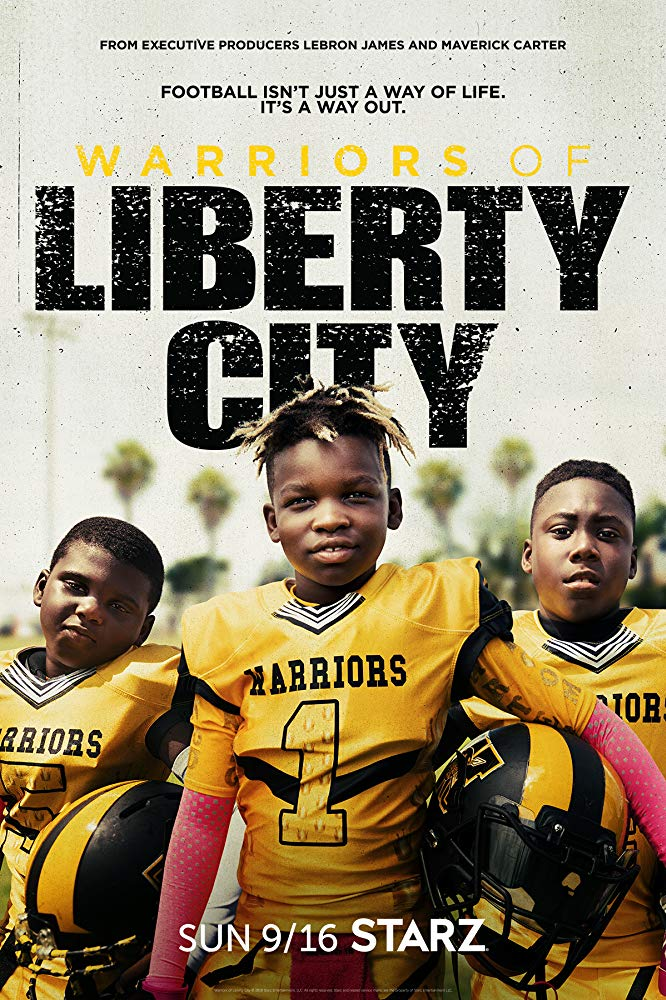 Watch Movie Warriors of Liberty City - Season 1