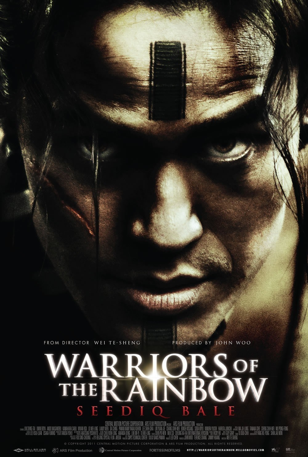 Watch Movie Warriors of the Rainbow Seediq Bale Part 1