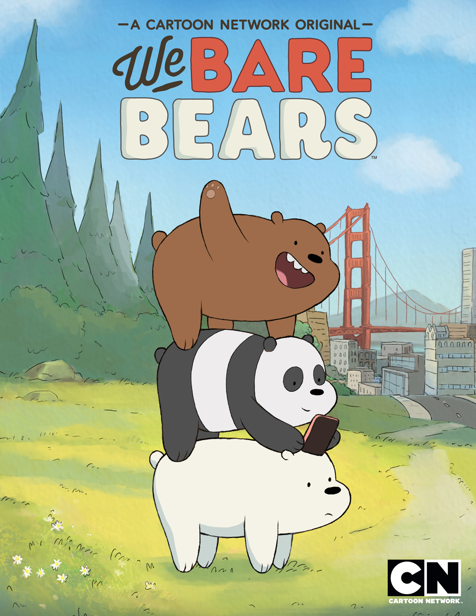 Watch Movie We Bare Bears - Season 3