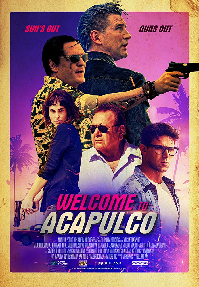 Watch Movie Welcome to Acapulco