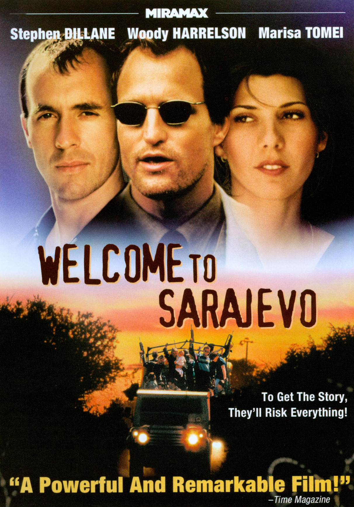 Watch Movie Welcome to Sarajevo