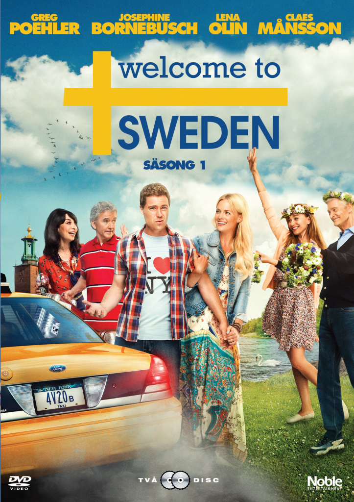 Watch Movie Welcome to Sweden - Season 2