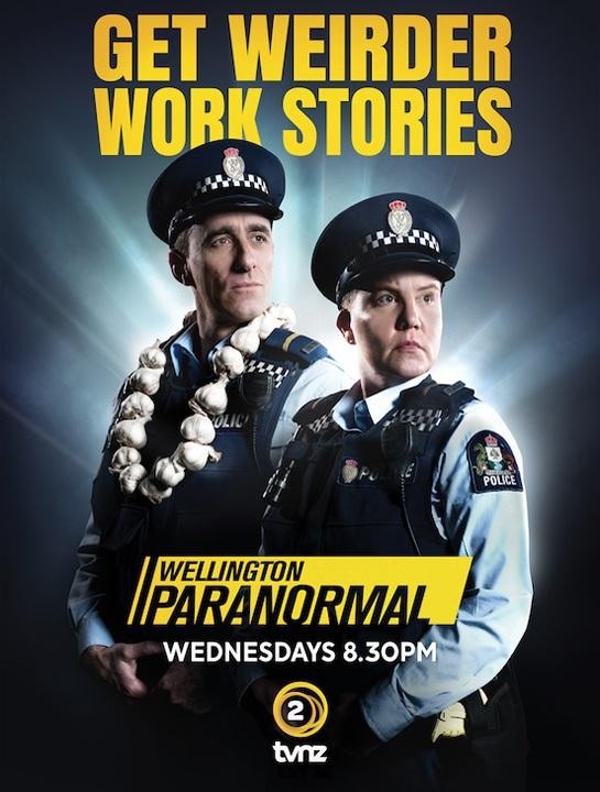 Watch Movie Wellington Paranormal - Season 2