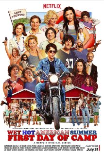 Watch Movie Wet Hot American Summer: First Day Of Camp