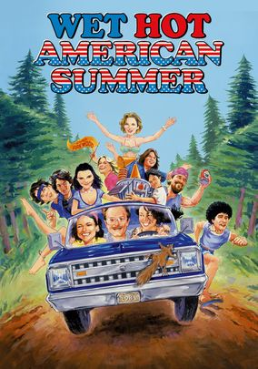Watch Movie Wet Hot American Summer - Season 2