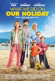 Watch Movie What We Did on Our Holiday