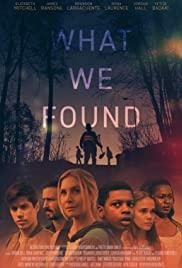 Watch Movie What We Found