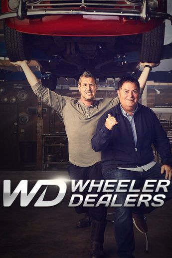 Watch Movie Wheeler Dealers - Season 15