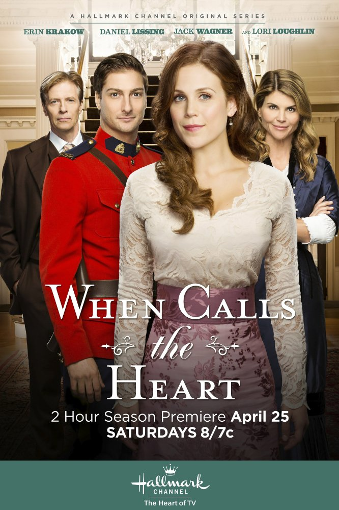 Watch Movie When Calls the Heart - Season 4