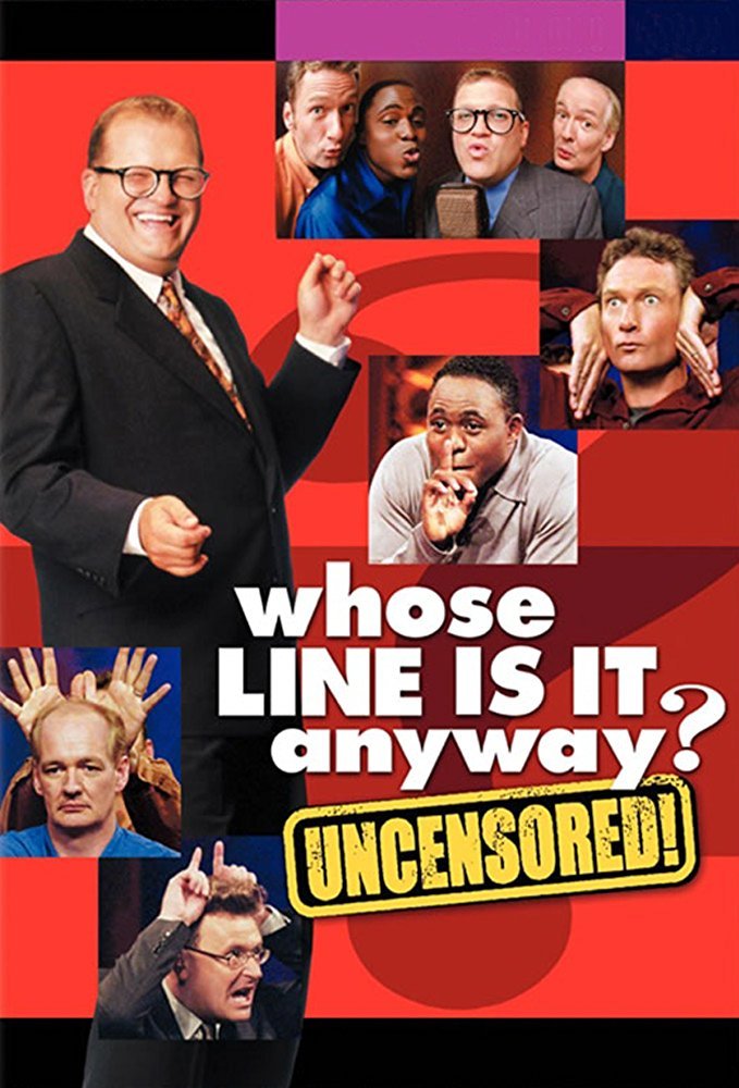Watch Movie Whose Line Is It Anyway? - Season 3